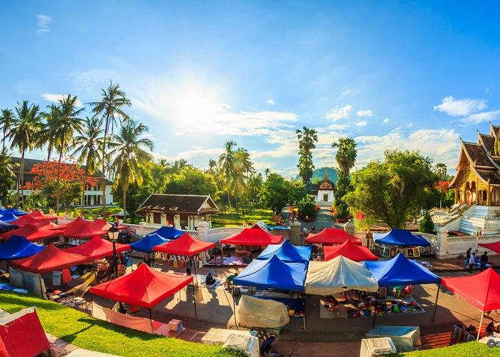 Tour du lịch Lào - Hoa trắng tháp vàng Viêng Chăn 5 Ngày 4 Đêm