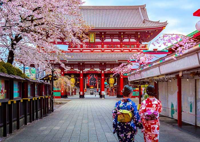 Du Lịch Nhật Bản 5 ngày 4 đêm