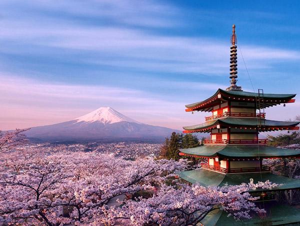 Du Lịch Nhật Bản 6 ngày khám phá vẻ đẹp trên xứ Phù Tang