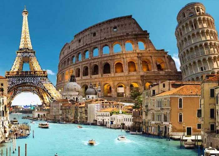 Tour Du Lịch Châu Âu 11 Ngày Tết Âm Lịch 2020 Pháp - Thụy Sĩ - Ý