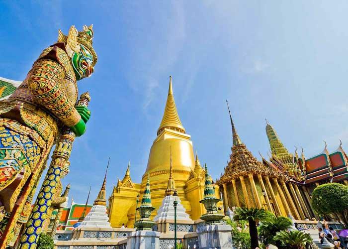 Tour Du Lịch Thái Lan 5 Ngày 4 Đêm Dịp Lễ 2/9 từ Hà Nội