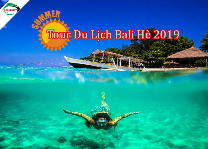 Du Lịch Bali 5 Ngày 4 Đêm Hè Từ Hà Nội