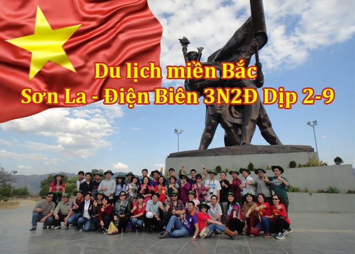Tour Mộc Châu – Sơn La – Điện Biên 3 Ngày 2 Đêm Lễ 2/9