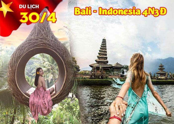 Du Lịch Bali - Indonesia 4 Ngày 3 Đêm Hè Và Dịp Lễ 30/4 - 1/5 Từ Hà Nội