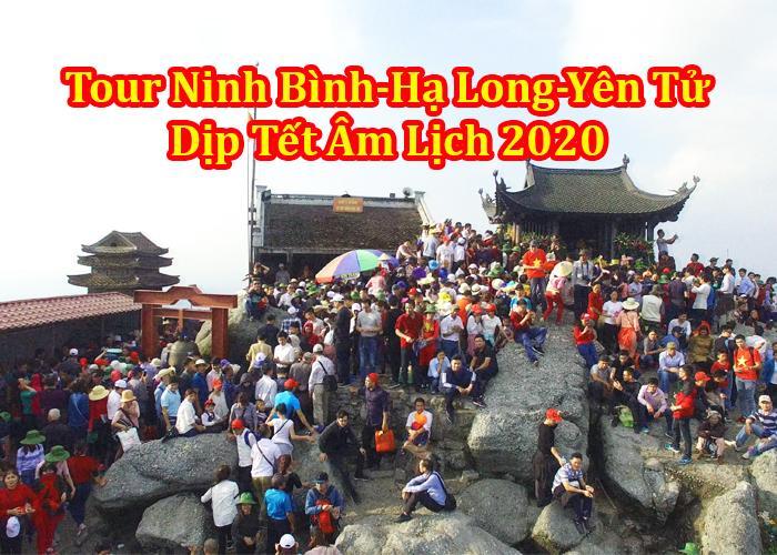 Tour Ninh Bình – Hạ Long –Yên Tử 4 Ngày Tết Âm Lịch 2020