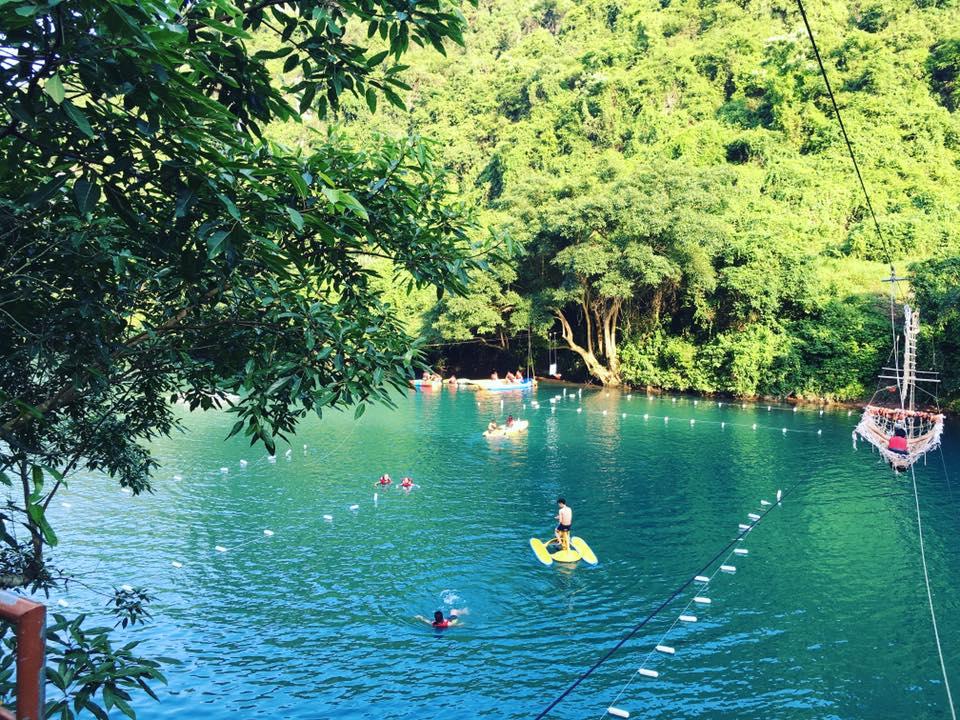 Tour Du lịch Quảng Bình - Huế 4 ngày 3 đêm