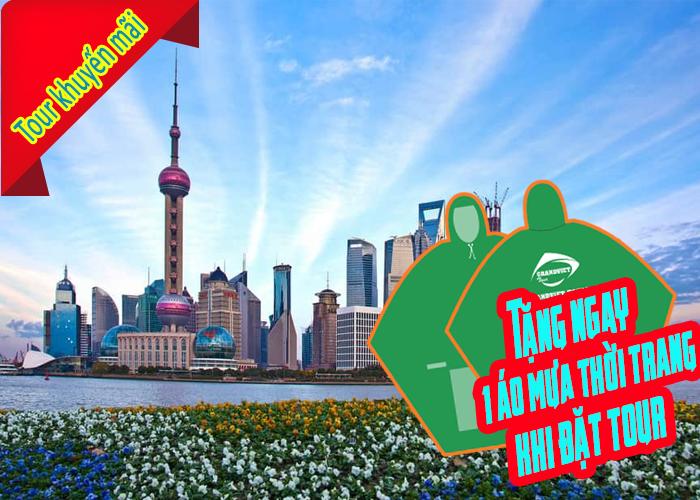 Tour Thượng Hải - Hàng Châu - Ô Trấn - Bắc Kinh 7 Ngày Giảm Ngay 1 Triệu Khi Đăng Kí Online