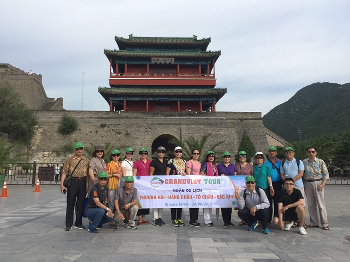 Tour Bắc Kinh - Tô Châu - Hàng Châu - Thượng Hải 7 ngày 6 Đêm (Bay Vietnam Airlines)