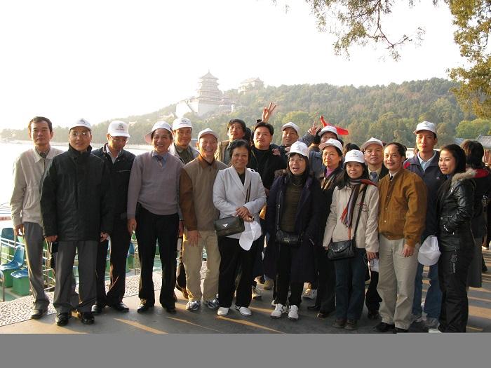 Chùm Tour Series Bắc Kinh – Tô Châu – Hàng Châu - Thượng Hải 7 Ngày (Bay Vietnam Airlines)
