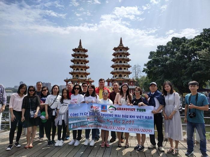 Tour Du Lịch Đài Loan 5 ngày Mùa Hoa Anh Đào - Lễ 30/4-1/5/2020
