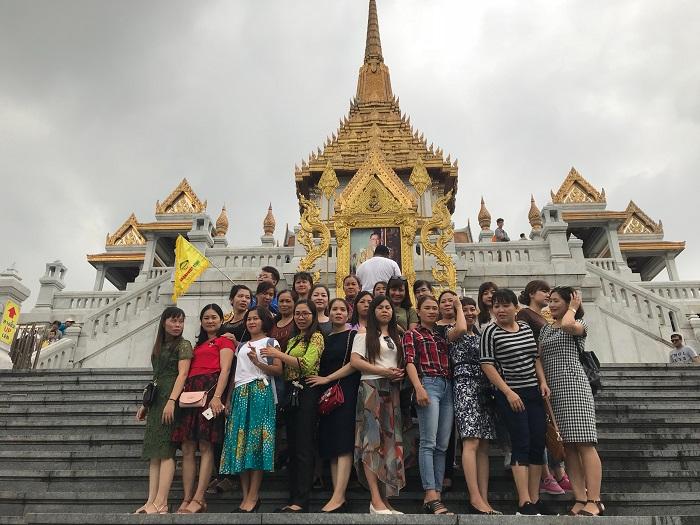 Tour Bangkok - Pattaya 5 Ngày 4 Đêm giá rẻ