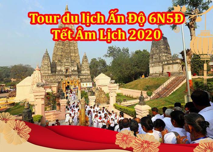 Tour Du Lịch Ấn Độ 6 Ngày 5 Đêm Tết Âm Lịch 2020 Từ Hà Nội