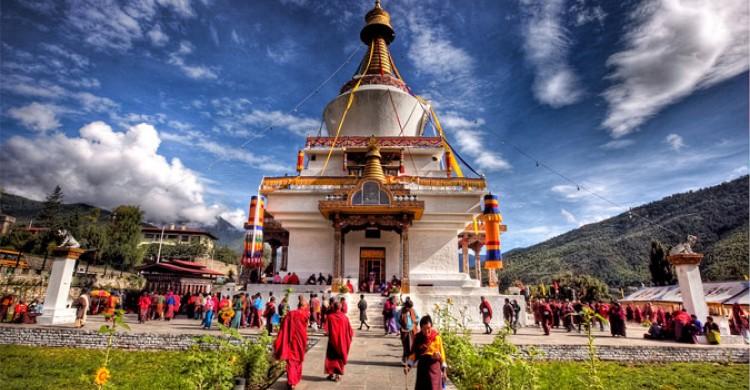 Tour Du Lịch Bhutan 5 Ngày 4 Đêm