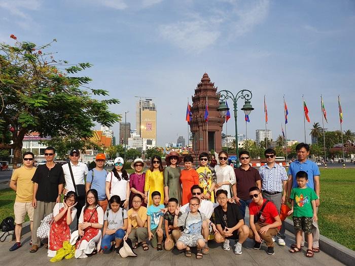 Tour Campuchia Siêm Riệp - Phnompenh 4 ngày 3 Đêm Từ Hồ Chí Minh