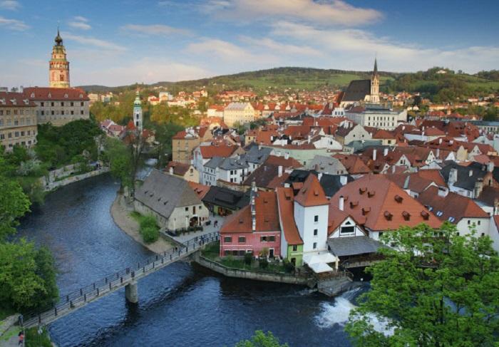 Tour Du Lịch Châu Âu 9 Ngày Đêm - Séc- Áo - Hungary