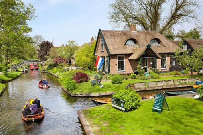 Du Lịch Châu Âu 9 Ngày 8 Đêm Đức- Hà Lan – Bỉ - Pháp