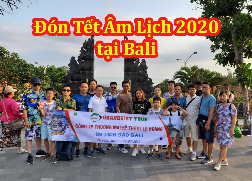Du Lịch Bali - Indonesia 5 Ngày 4 Đêm Tết 2020