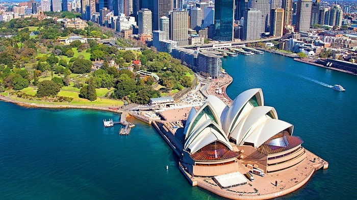Tour Du Lịch Australia- Sydney-Canberra 5 Ngày 4 Đêm