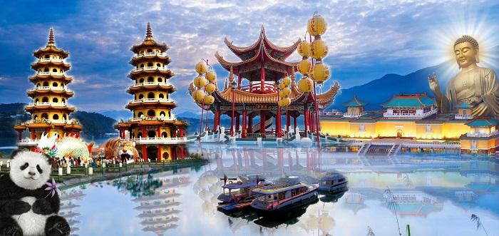 Tour Du Lịch Đài Loan - Đài Bắc - Đài Trung - Cao Hùng 5 ngày 4 đêm