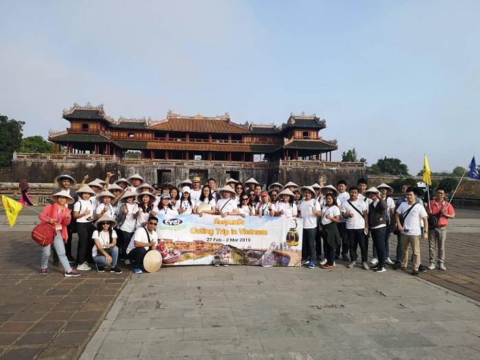 Tour Đà Nẵng - Hội An - Huế - Quảng Bình 5 Ngày 4 Đêm