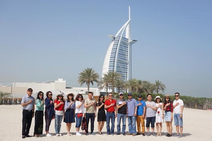 Tour Du lịch Dubai 7 ngày 6 đêm từ Hà Nội