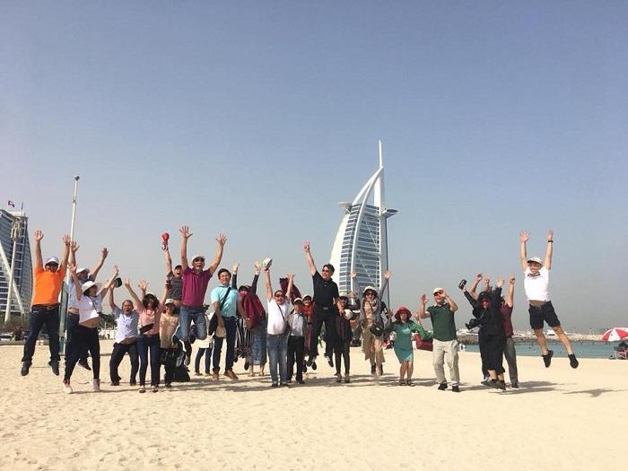 Tour du lịch Dubai - Sa mạc Safari -Thủ đô Abu Dhabi 7 ngày dịp lễ 30/4-1/5