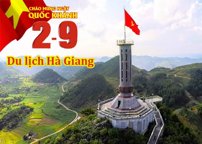 Tour Hà Giang - Quản Bạ - Đồng Văn - Lũng Cú 3 Ngày Lễ 2/9