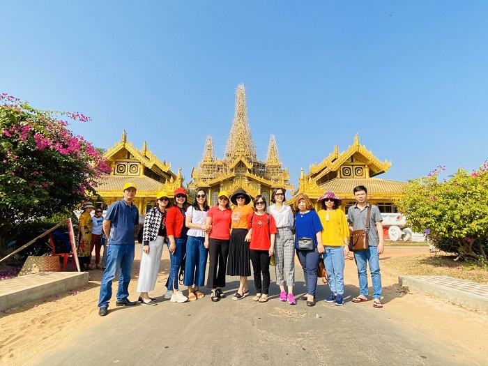 Du Lịch Myanmar 4 Ngày 3 Đêm Hành Hương Đất Phật