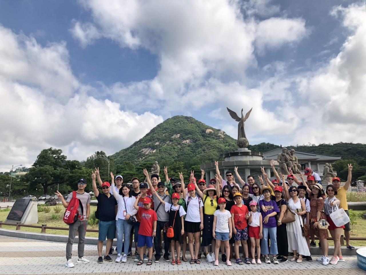 Tour Du Lịch Hàn Quốc 6 Ngày 5 Đêm - Seoul - Jeju - Nami - Everland