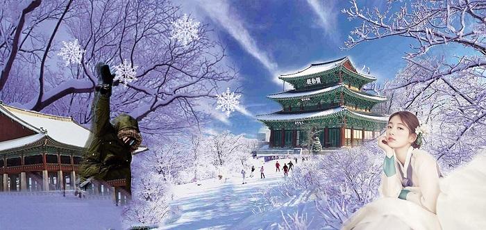 Du Lịch Hàn Quốc 6 Ngày 5 ĐêmTết Âm Lịch 2020 (Bay ASIANAAIRLINE)