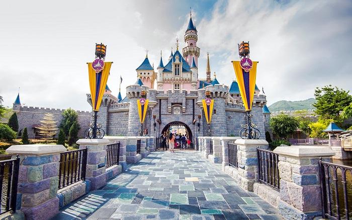 Du lịch Hồng Kông - DisneyLand từ Hà Nội