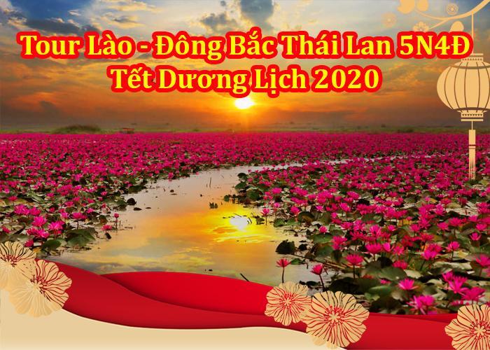 Du Lịch Lào - Đông bắc Thái Lan 5 ngày 4 đêm tết Dương Lịch