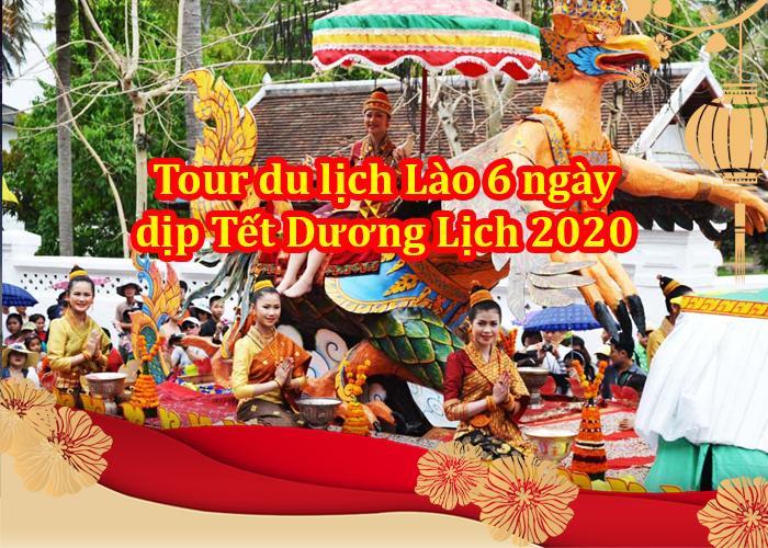 Tour Du Lịch Lào 6 Ngày 5 Đêm Tết Dương Lịch 2020 Từ Hà Nội