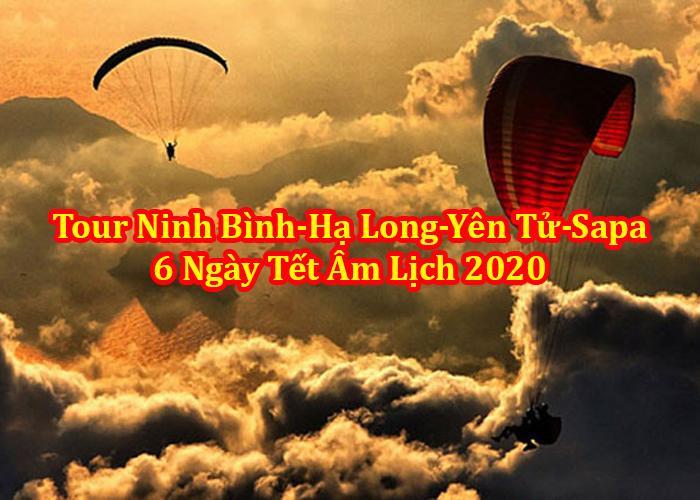 Du Lịch Ninh Bình - Hạ Long – Yên Tử - Sapa 6 Ngày Tết Âm Lịch 2020