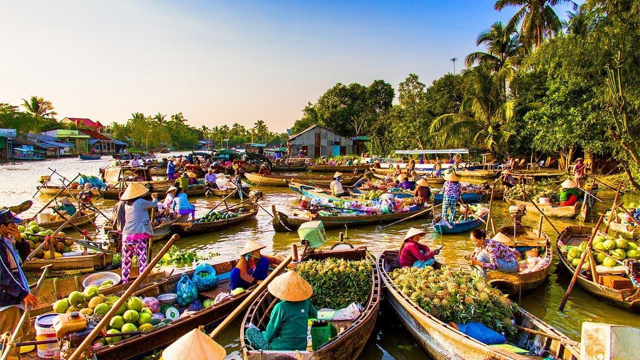Tour Du Lịch Miền Tây 7 Ngày 6 Đêm Từ Hà Nội Dành Cho Khách Đoàn