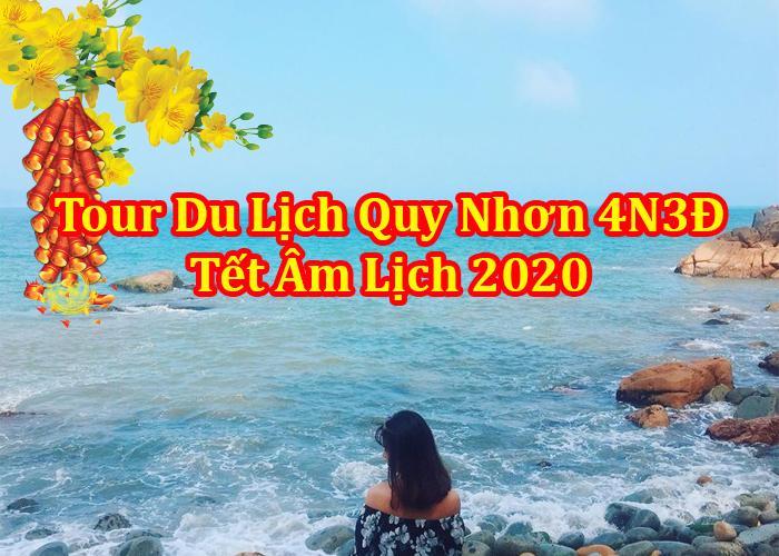 Tour Du Lịch Quy Nhơn 4 Ngày 3 Đêm Tết Âm Lịch 2020 Từ Hà Nội