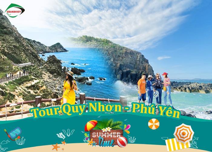 Tour Du Lịch Quy Nhơn - Phú Yên 4 Ngày 3 Đêm Hè 2020