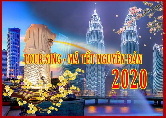 Du Lịch Malaysia – Singapore 6 Ngày 5 Đêm Tết Âm Lịch 2020