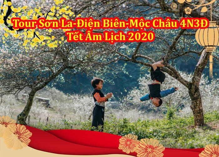 Du Lịch Sơn La – Điện Biên – Mộc Châu 4 Ngày 3 Đêm Tết 2020