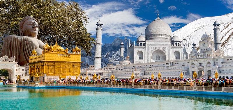 Tour Du Lịch Ấn Độ - Nepal 10 Ngày 9 Đêm