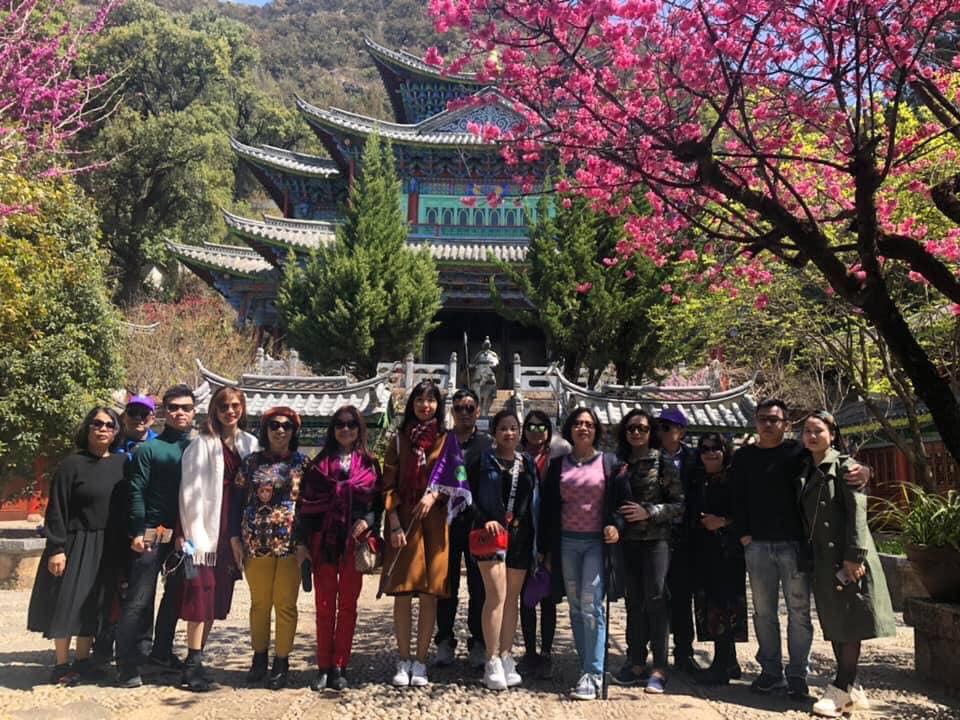 Tour Côn Minh Lệ Giang - Shangrila Đường Bộ 6 Ngày 5 Đêm