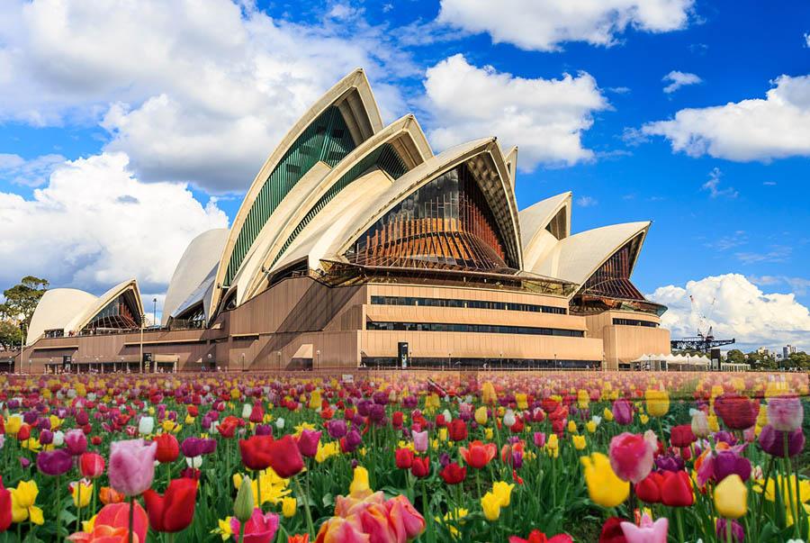 Tour Du Lịch Úc 10 Ngày 9 Đêm Khởi Hành 2019