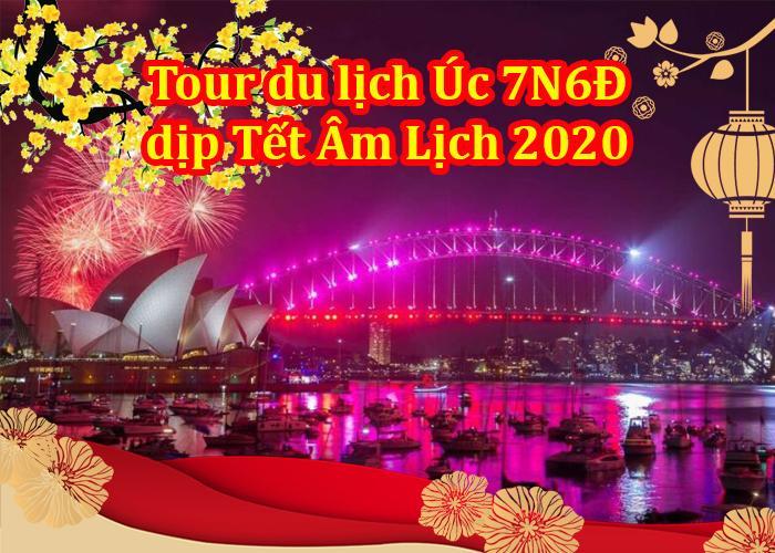 Tour Du Lịch Úc 7 Ngày 6 Đêm Tết Âm Lịch 2020