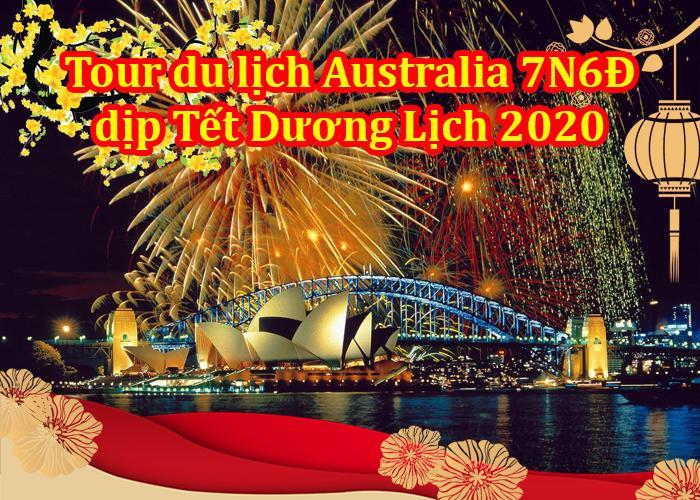 Tour Du Lịch Australia 7 Ngày Tết Dương Lịch 2020
