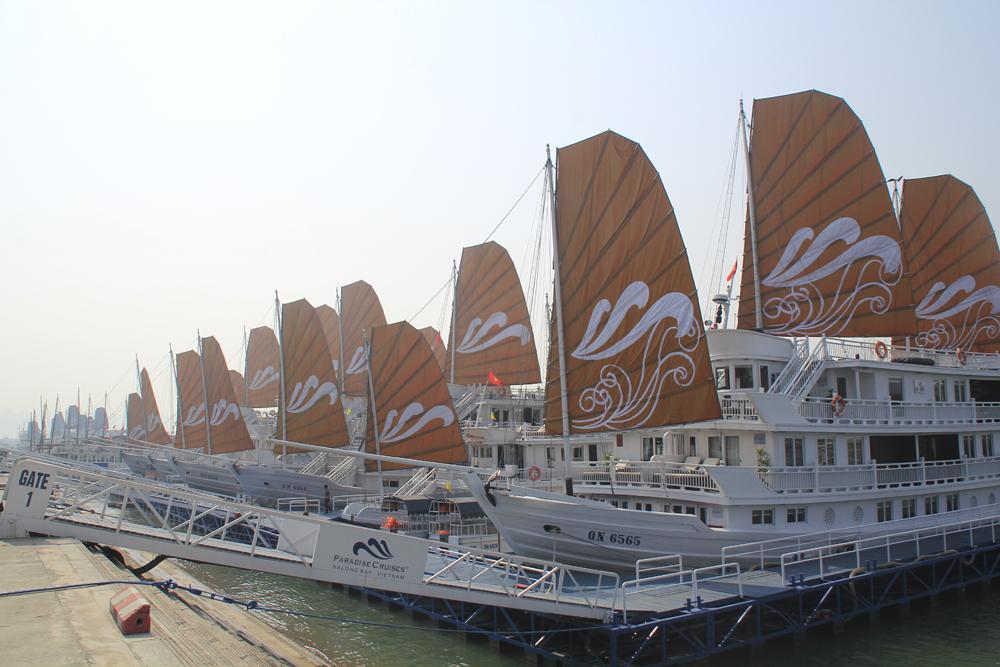 Du lịch Hạ Long trên Du thuyền Paradise Cruises 3 ngày 2 đêm