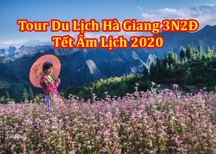 Tour Du Lịch Hà Giang 3 Ngày 2 Đêm Tết Âm Lịch 2020