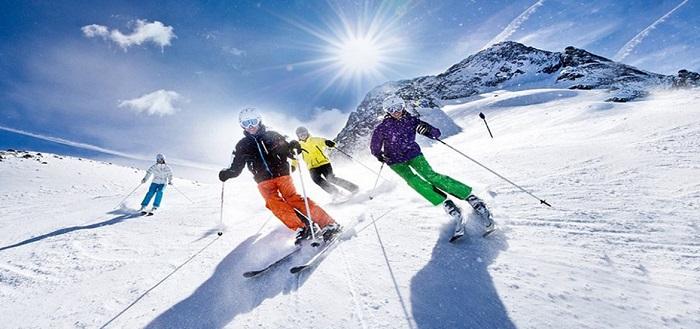 Tour Trượt Tuyết Hàn Quốc 5 Ngày 4 Đêm Tết Nguyên Đán 2020 (Bay JEJU AIR)